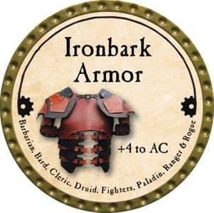 Ironbark Armor - 2013 (Gold)