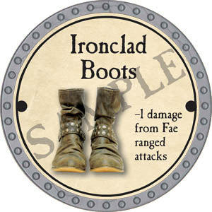 Ironclad Boots - 2017 (Platinum)