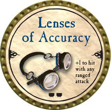 Lenses of Accuracy - 2010 (Gold) - C37