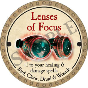 Lenses of Focus - 2017 (Gold)