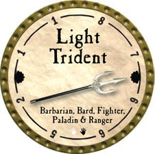 Light Trident - 2011 (Gold)