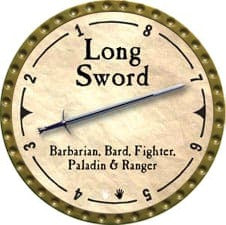 Long Sword - 2007 (Gold)
