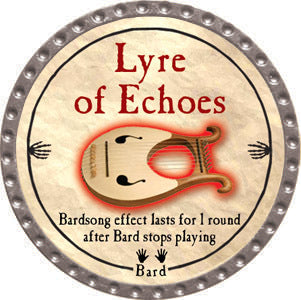 Lyre of Echoes - 2012 (Platinum) - C37