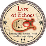 Lyre of Echoes - 2016 (Platinum) - C37