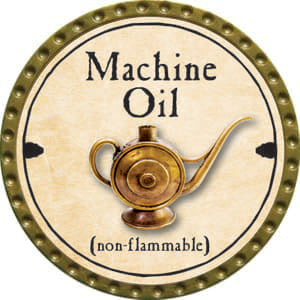 Machine Oil - 2014 (Gold)