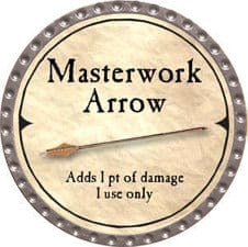 Masterwork Arrow - 2007 (Platinum)