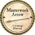Masterwork Arrow - 2009 (Gold)