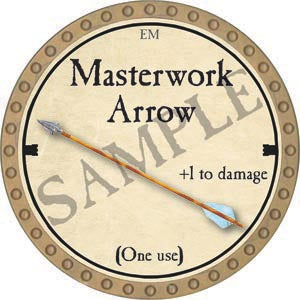 Masterwork Arrow - 2020 (Gold)