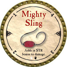Mighty Sling - 2010 (Gold)