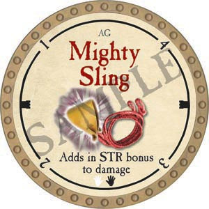 Mighty Sling - 2020 (Gold)