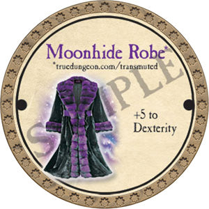 Moonhide Robe - 2017 (Gold)