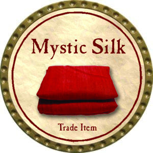 Mystic Silk (Gold) - not usable