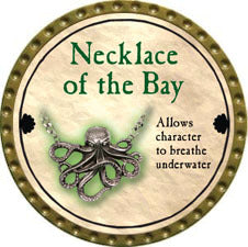 Necklace of the Bay - 2011 (Gold)