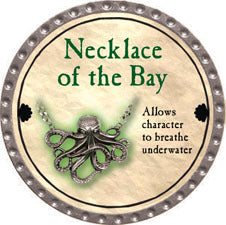 Necklace of the Bay - 2011 (Platinum)