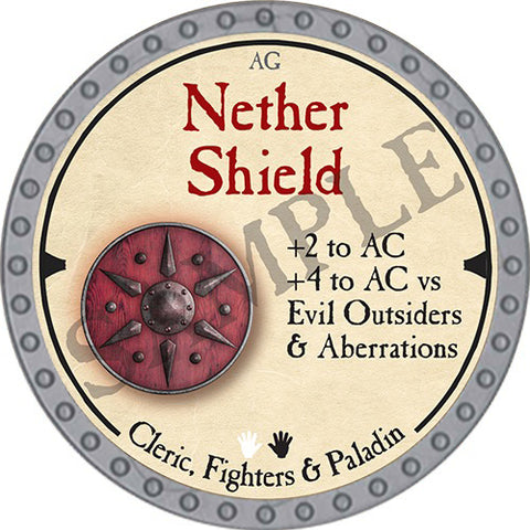 Nether Shield - 2019 (Platinum)