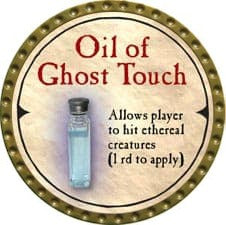 Oil of Ghost Touch - 2007 (Gold)