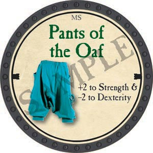 Pants of the Oaf - 2020 (Onyx) - C37