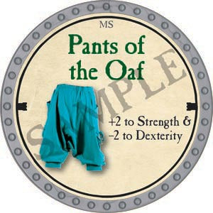 Pants of the Oaf - 2020 (Platinum)