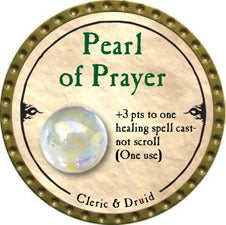 Pearl of Prayer - 2010 (Gold)