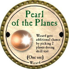 Pearl of the Planes - 2011 (Gold) - C49