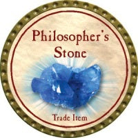 Philosopher's Stone (Gold) - not usable - C59