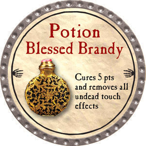 Potion Blessed Brandy - 2012 (Platinum)