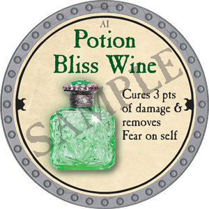 Potion Bliss Wine - 2018 (Platinum)