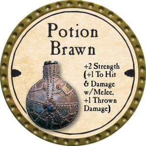 Potion Brawn - 2014 (Gold)