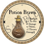 Potion Brawn - 2018 (Gold)