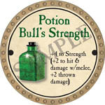 Potion Bull's Strength - 2017 (Gold)
