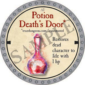 Potion Death's Door - 2020 (Platinum)