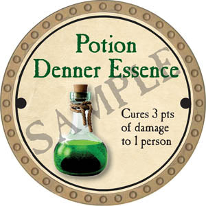 Potion Denner Essence - 2017 (Gold)