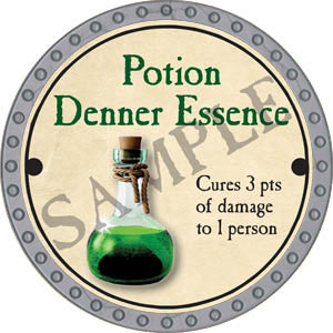 Potion Denner Essence - 2017 (Platinum) - C37