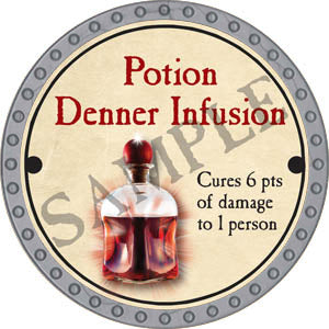 Potion Denner Infusion - 2017 (Platinum)