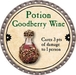 Potion Goodberry Wine - 2013 (Platinum)