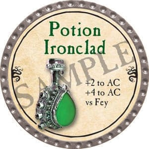 Potion Ironclad - 2016 (Platinum)