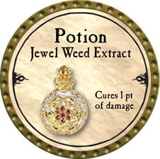Potion Jewel Weed Extract - 2010 (Gold)