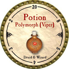 Potion Polymorph (Viper) - 2010 (Gold)