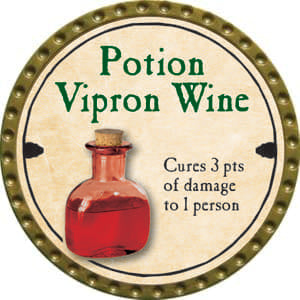 Potion Vipron Wine - 2014 (Gold) - C49