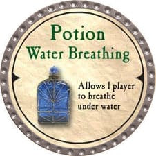 Potion Water Breathing - 2007 (Platinum)
