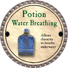 Potion Water Breathing - 2011 (Platinum)