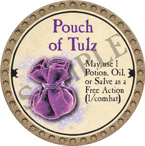 Pouch of Tulz - 2018 (Gold)
