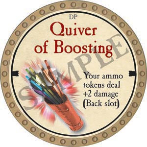 Quiver of Boosting - 2020 (Gold)