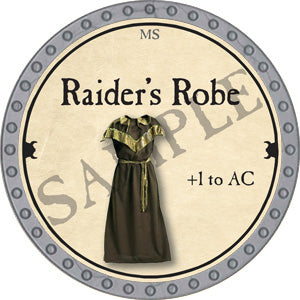 Raider's Robe - 2018 (Platinum)