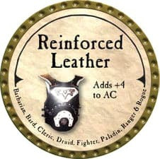 Reinforced Leather - 2007 (Gold)