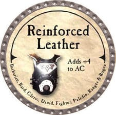 Reinforced Leather - 2007 (Platinum)