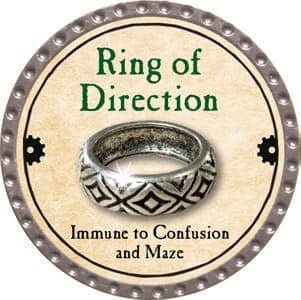 Ring of Direction - 2013 (Platinum)