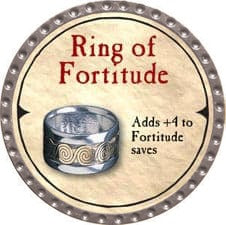 Ring of Fortitude - 2007 (Platinum)