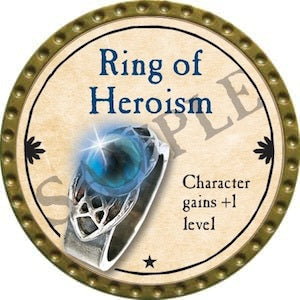 Ring of Heroism - 2015 (Gold) - C46