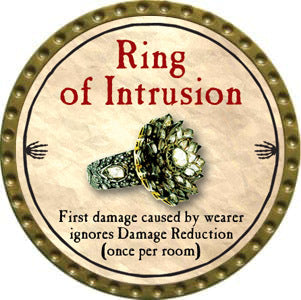 Ring of Intrusion - 2012 (Gold)